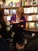 Night Rainbow Claire signing