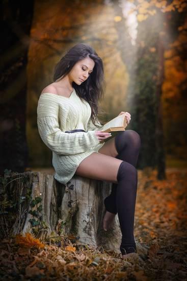 woman book 2