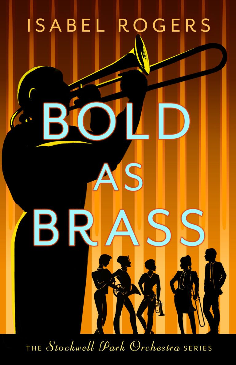 Bold As Brass cover